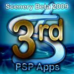 GNX Proyect, medalla de bronce en la Scenery Beta 09