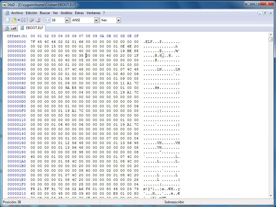 HxD Hex Editor Download Free 1.7.7.0 Overview